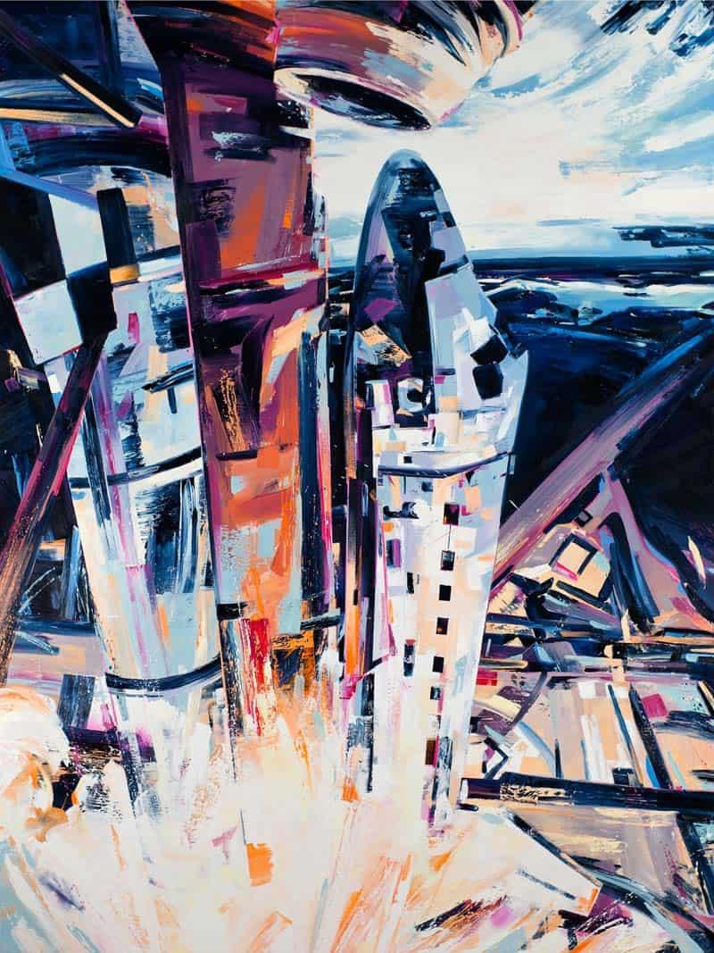 Artist Spotlight - Michael Kagan 08