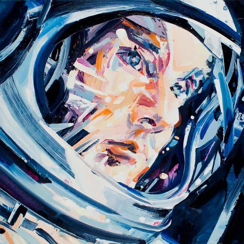 Artist Spotlight - Michael Kagan 09