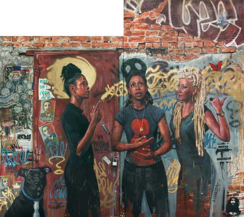 Artist Spotlight - Tim Okamura 10