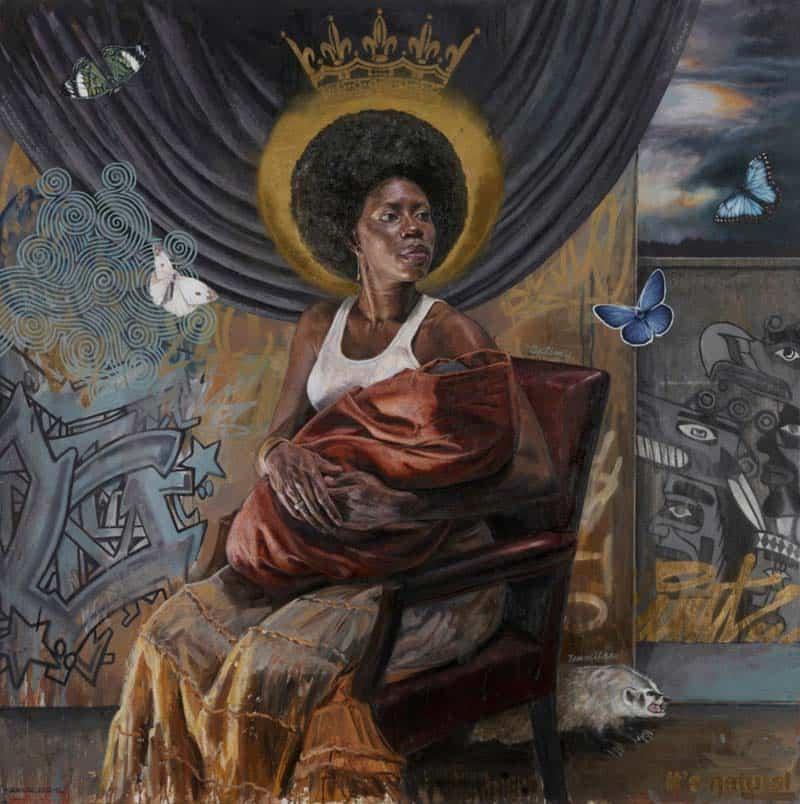 Artist Spotlight - Tim Okamura 11
