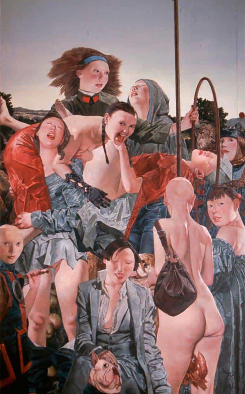 Artist Spotlight - Wei Dong 08