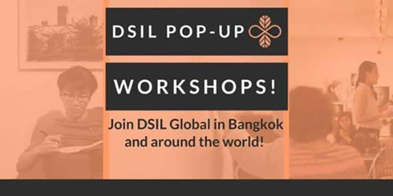 FabCafe Bangkok - DSIL POP-UP