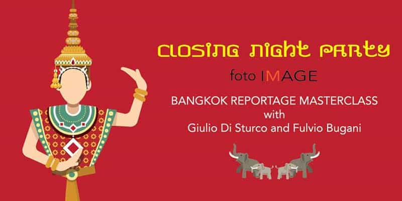 MoSt Gallery - Closing Night Party - Bangkok Reportage Masterclass - Giulio Di Sturco - Fulvio Bugani