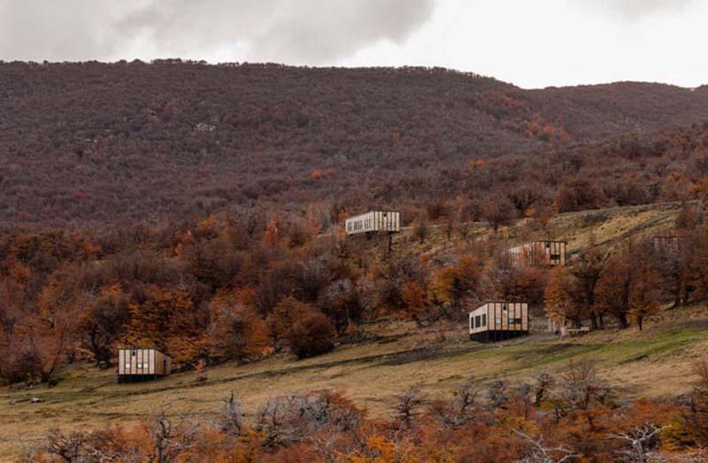 Patagonia Minimalist Chalets - Felipe Assadi - Architects 01