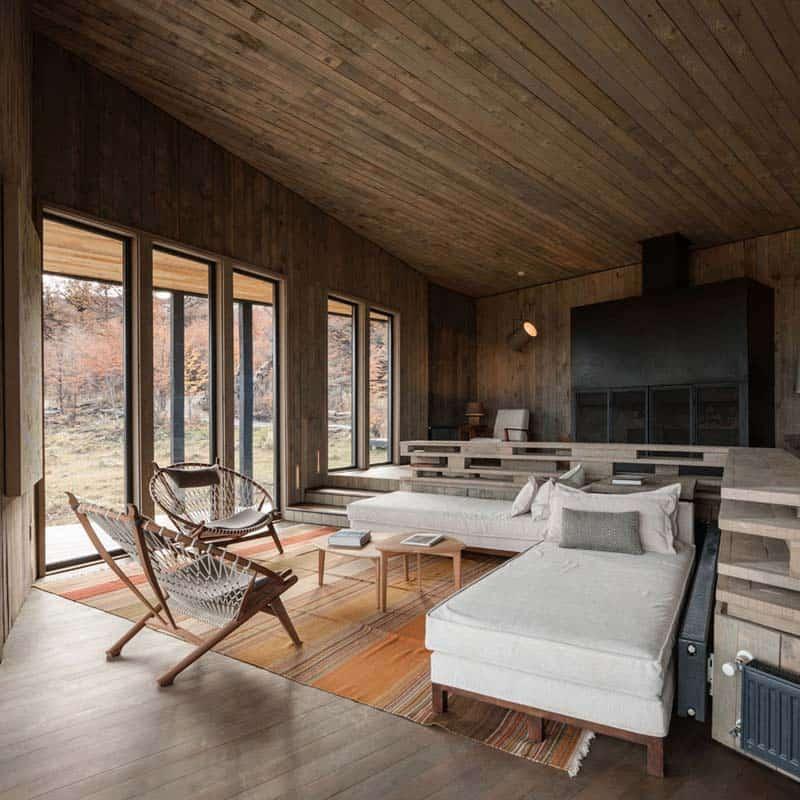 Patagonia Minimalist Chalets - Felipe Assadi - Architects 04
