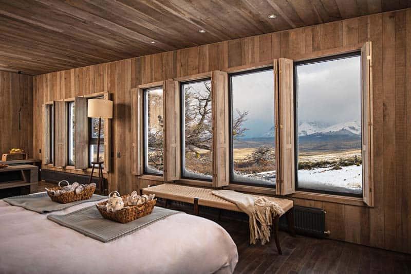 Patagonia Minimalist Chalets - Felipe Assadi - Architects 11