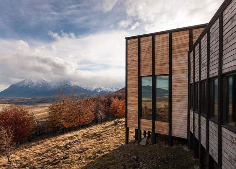 Patagonia Minimalist Chalets - Felipe Assadi - Architects 13