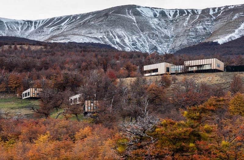 Patagonia Minimalist Chalets - Felipe Assadi - Architects 14