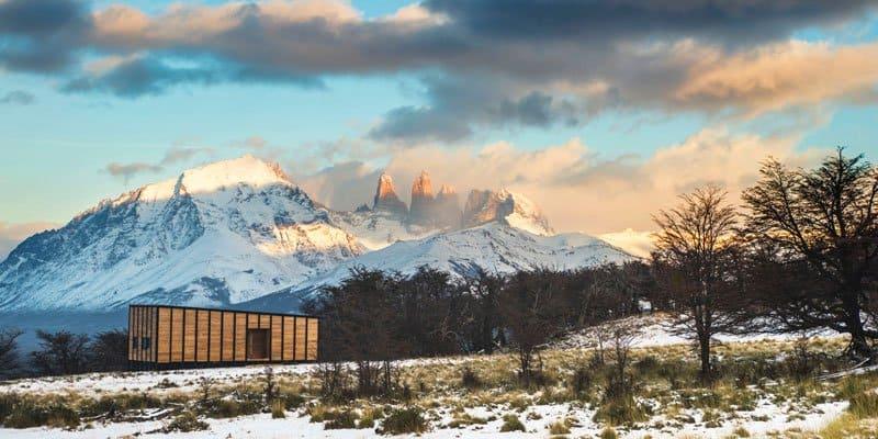 Patagonia Minimalist Chalets - Felipe Assadi - Architects - feat