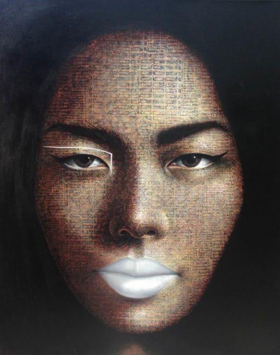 Petch - Portrait 26 - 80 x 100 - 20