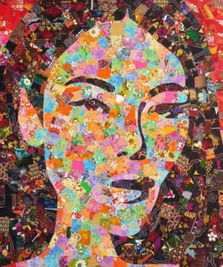 Tanawat - Collarge Portrait 06 - 120 x 140 - 15