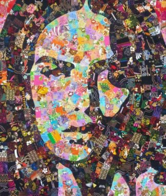 Tanawat - Collarge Portrait 07 - 120 x 140 - 15