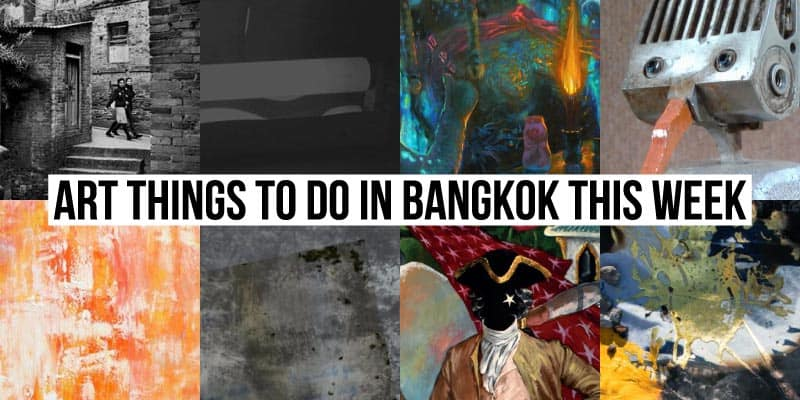 Things To Do in Bangkok This Week - Art 39 - Onarto