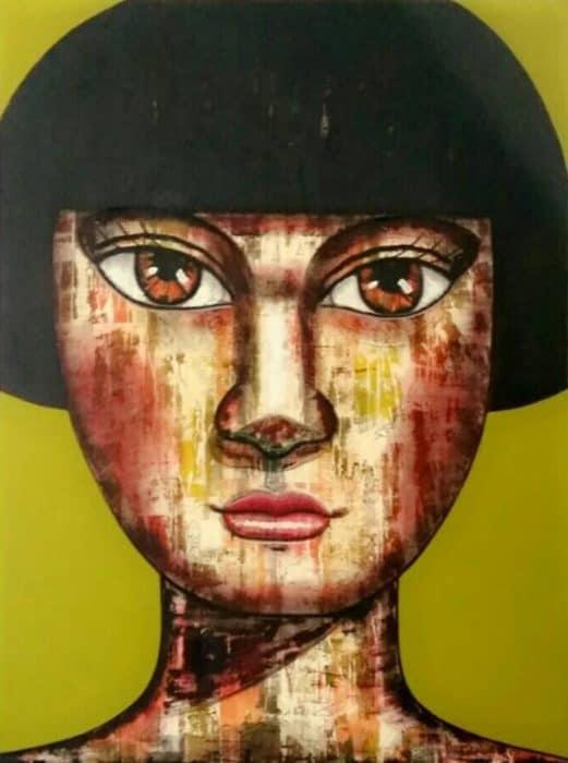 Age - Portrait 33 - 130 x 170 - 29-5