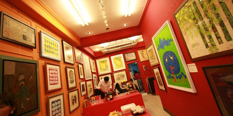Akko Art Gallery Bangkok