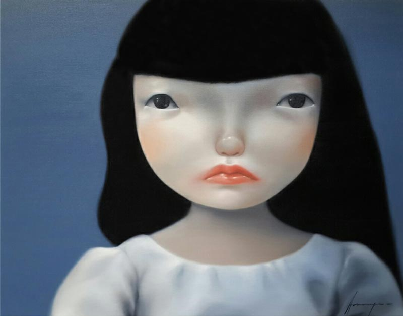 Aranya - Portrait 18 - 150 x 120 - 32