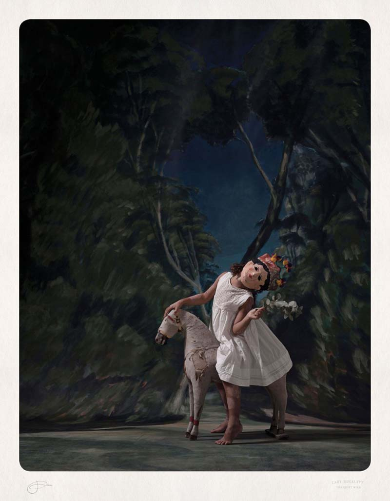 Artist Spotlight - Jacqui Stockdale 06