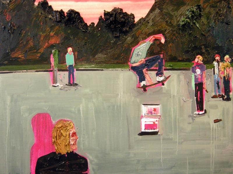 Artist Spotlight - Kim Dorland 07
