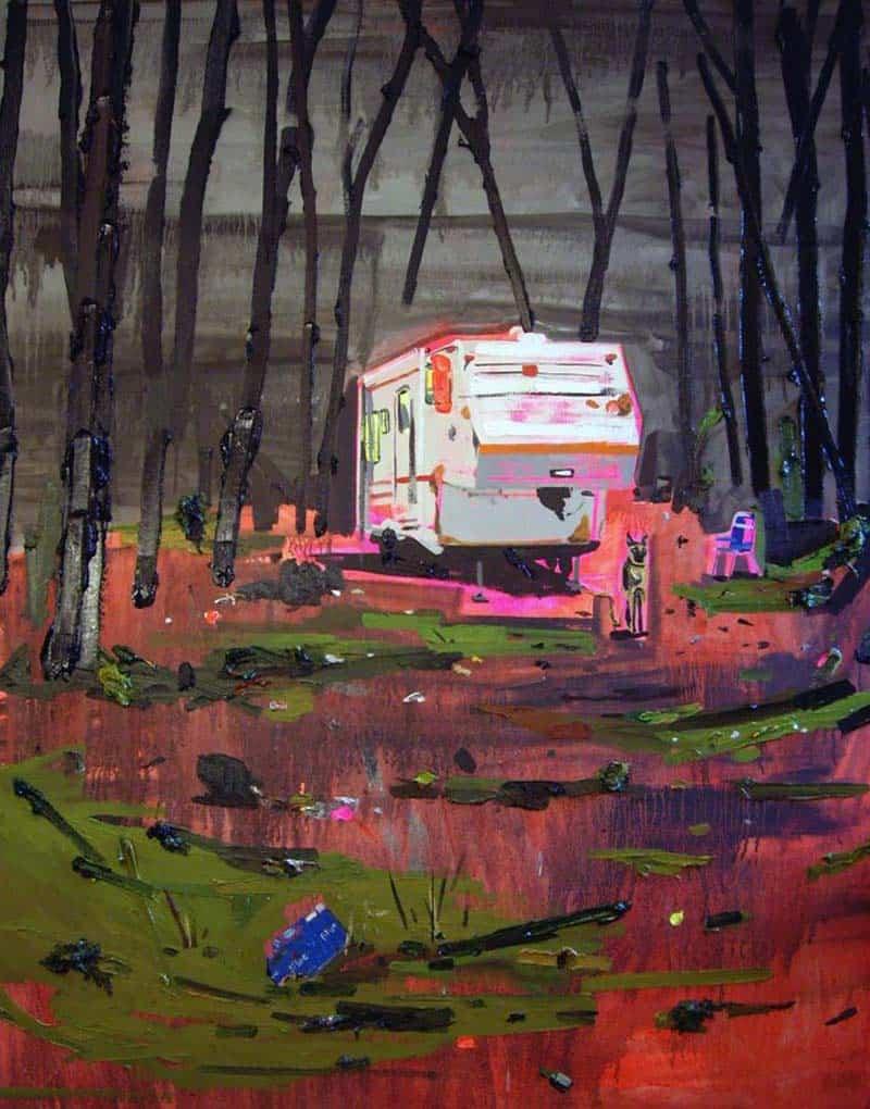 Artist Spotlight - Kim Dorland 10