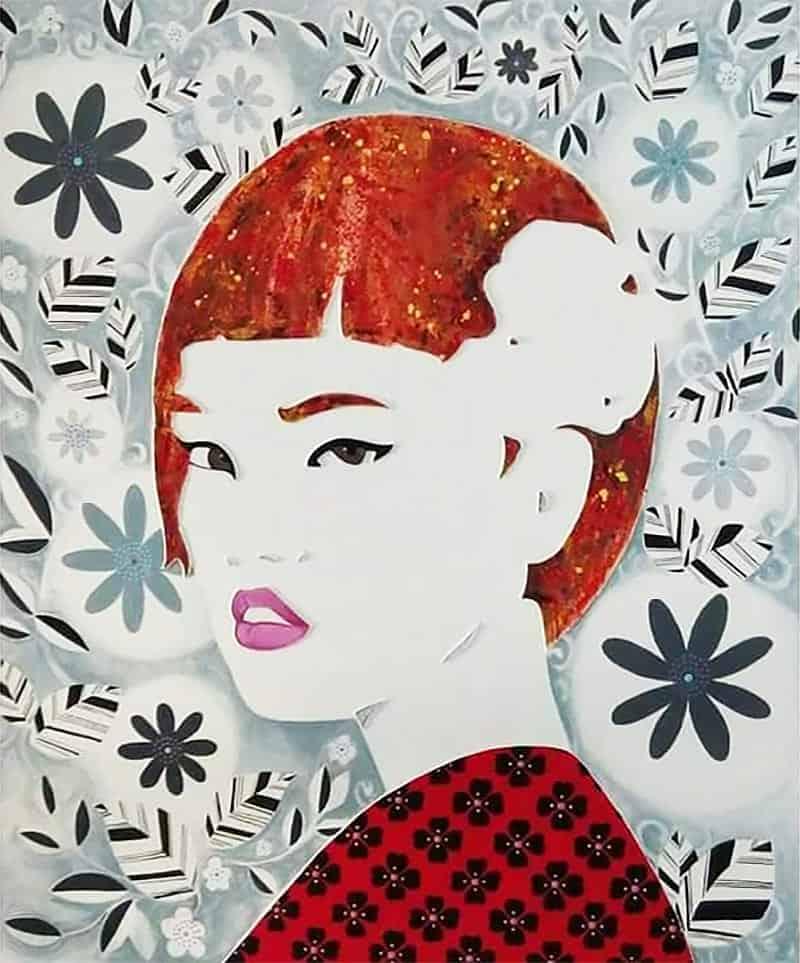 Chuthip - Untitled 23 - 100 x 120 - 15