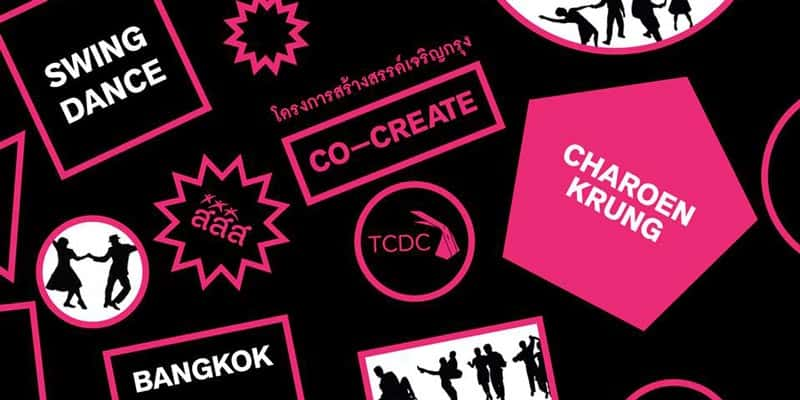 Co-Create Charoenkrung - Swing Dancing for Charoenkrung District