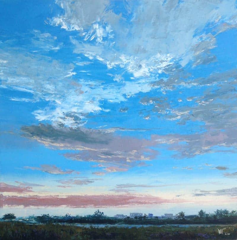 Dusit - Untitled Lanscape 17 - 140 x 140 - 32