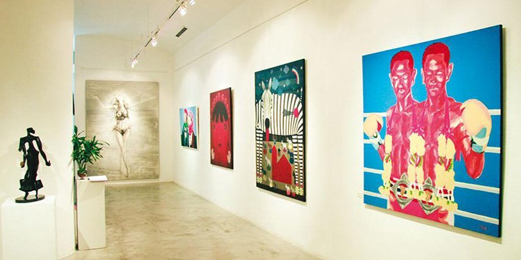 Gossip Gallery Bangkok
