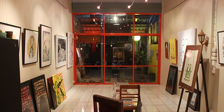 Matoom Art Space Gallery Chiang Mai