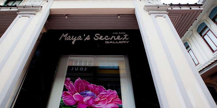 Maya's Secret Art Gallery Bangkok