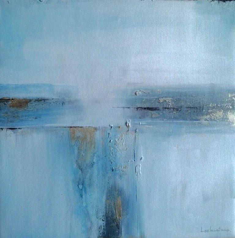 Natcharee - Abstract 14 - 40 x 40 - 1-5