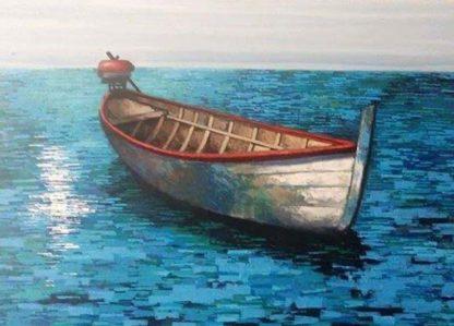 Paa - Boat 02 - 140 x 100 - 18