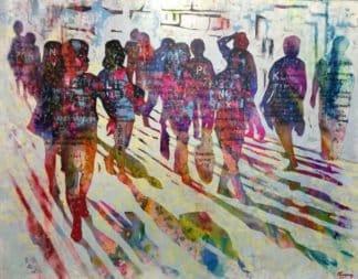 Peerapong - People 15 - 180 x 140 - 25