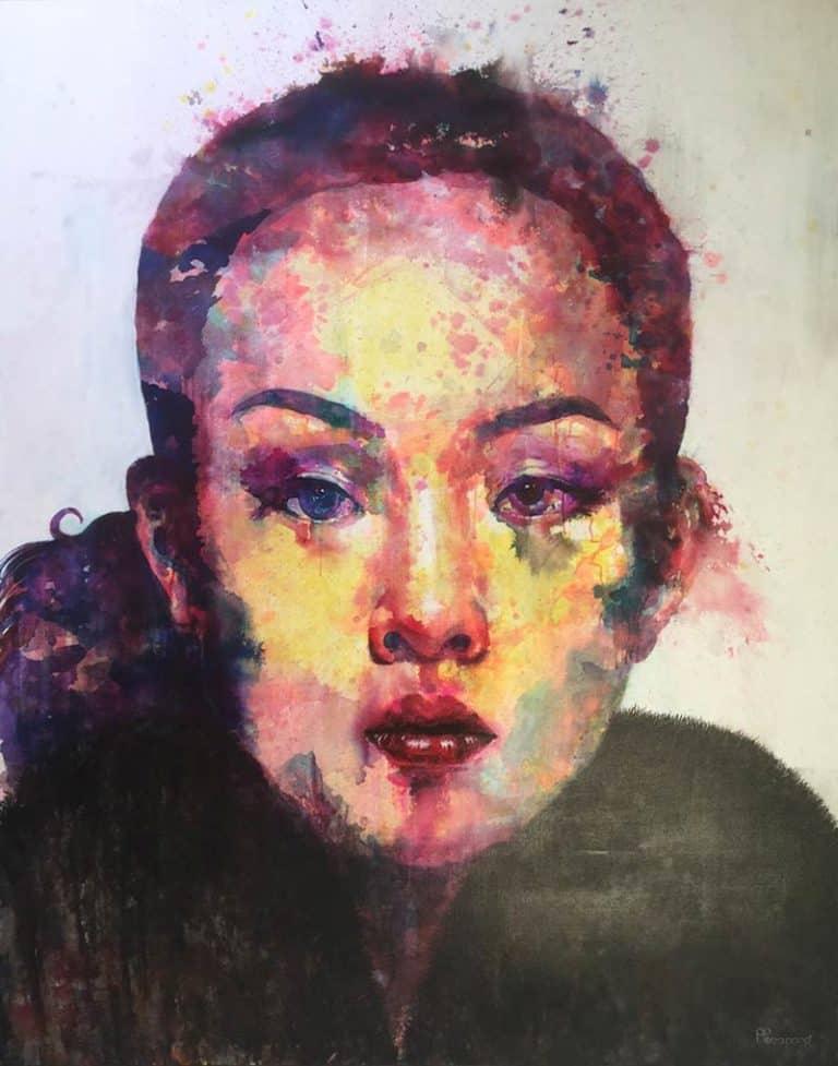 Peerapong - Portrait 17 - 140 x 180 - 25