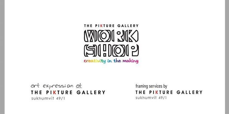 Pikture Art Gallery Bangkok