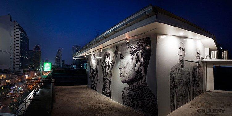 Rooftop Gallery Bangkok