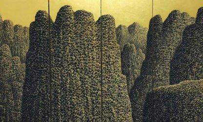 Saenkom - Grand Mountain Gold 03 - 160 x 100 - 30