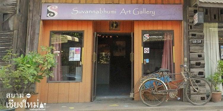 Suvannabhumi Art Gallery Chiang Mai