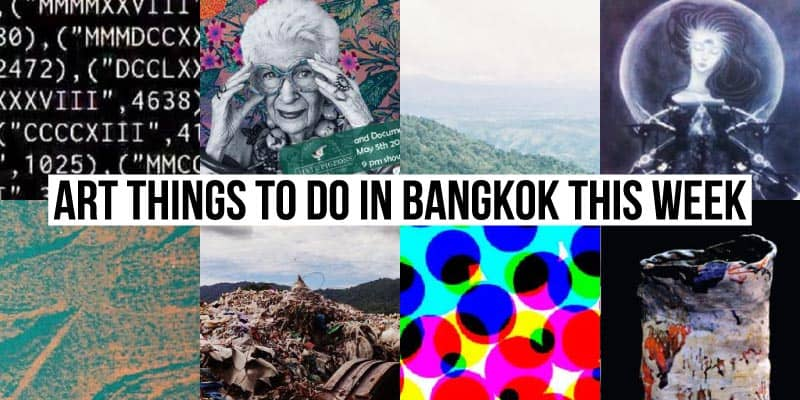 Things To Do in Bangkok This Week - Art 42 - Onarto