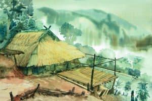 Yuttana - Chaing Rai - 45 x 37 - 5
