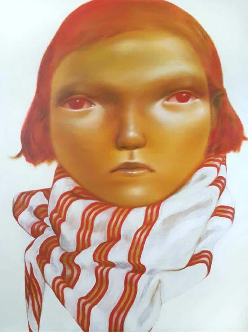 Aranya - Portrait 19 - 90 x 120 - 20