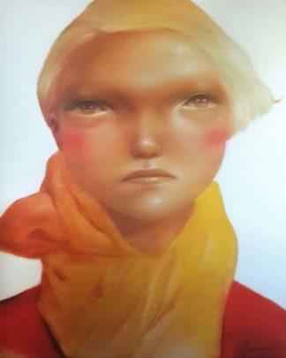 Aranya - Portrait 21 - 120 x 160 - 32