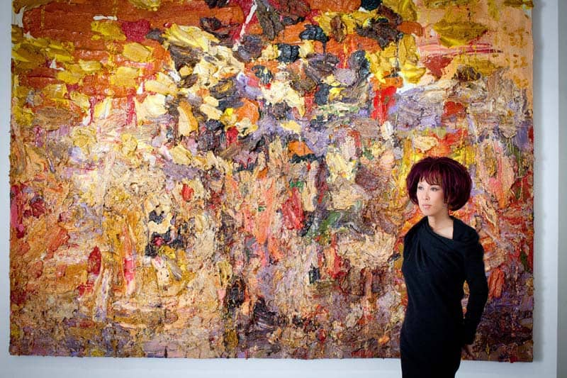 Artist Spotlight - Zhiu Jinshi 04