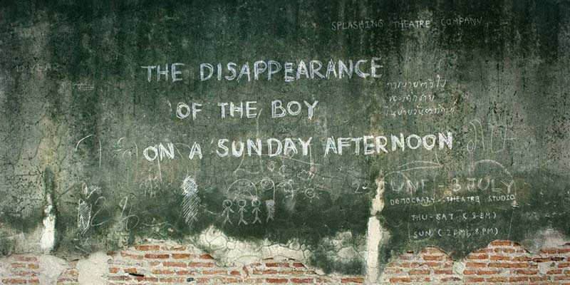 Democrazy Theatre Studio - The Disappearance of The Boy on a Sunday Afternoon