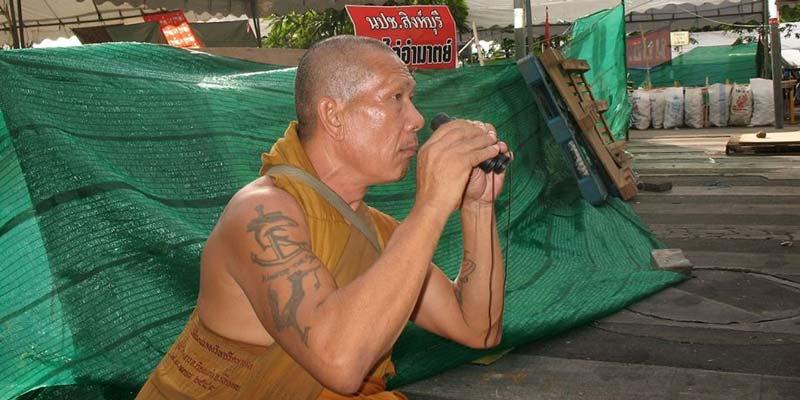 Foreign Correspondents' Club of Thailand - FCCT - Thai Buddhism - Seized by Politics