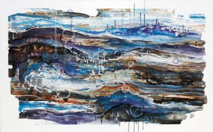 Noi - Abstract 18 - 235 x 145 - 30 - edit