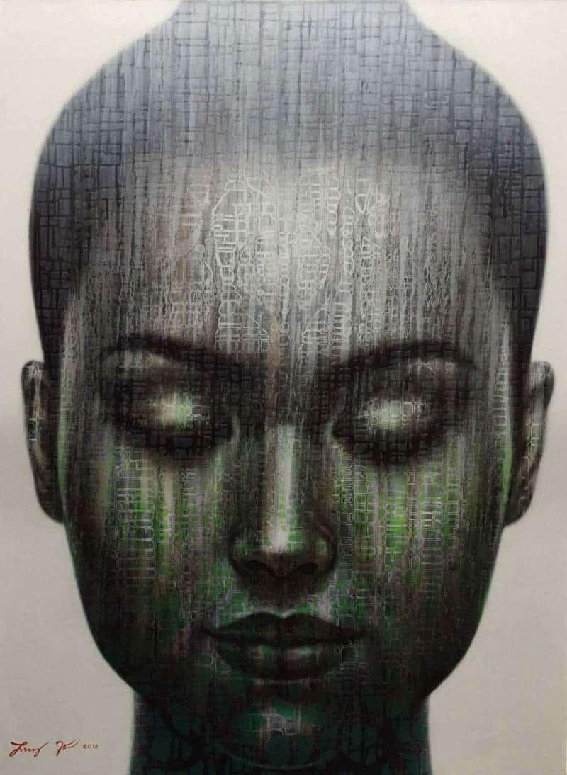 Paitoon - Portrait Master 18 - 110 x 150 - 50