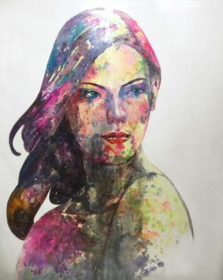 Peerapong - Portrait 18 - 140 x 180 - 25