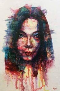 Peerapong – Portrait 21 – 80 x 120 – 12