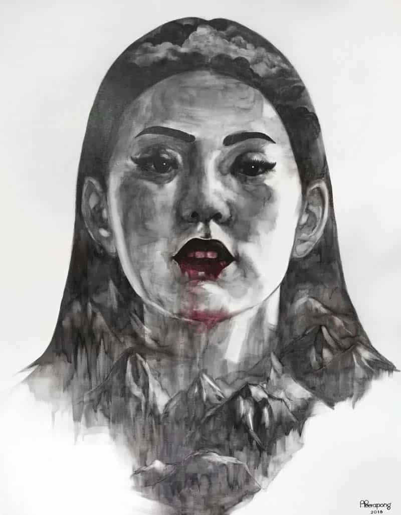 Peerapong - Portrait 22 - 140 x 180 - 25