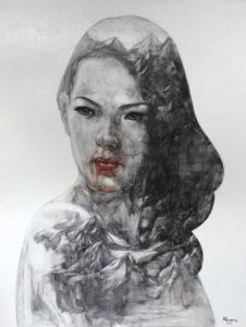Peerapong – Portrait 23 – 140 x 180 – 25